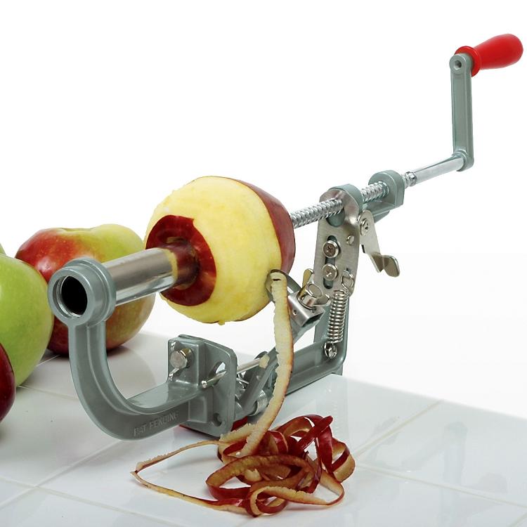 apple slicer. apple slicer