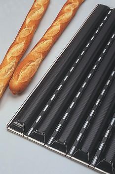 Baguette Pan 6 Loaves
