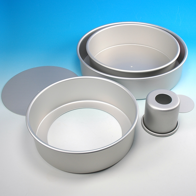 Cheesecake Pans With Removable Bottoms