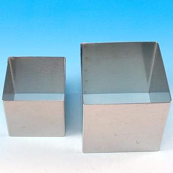 Cube Cake Rings