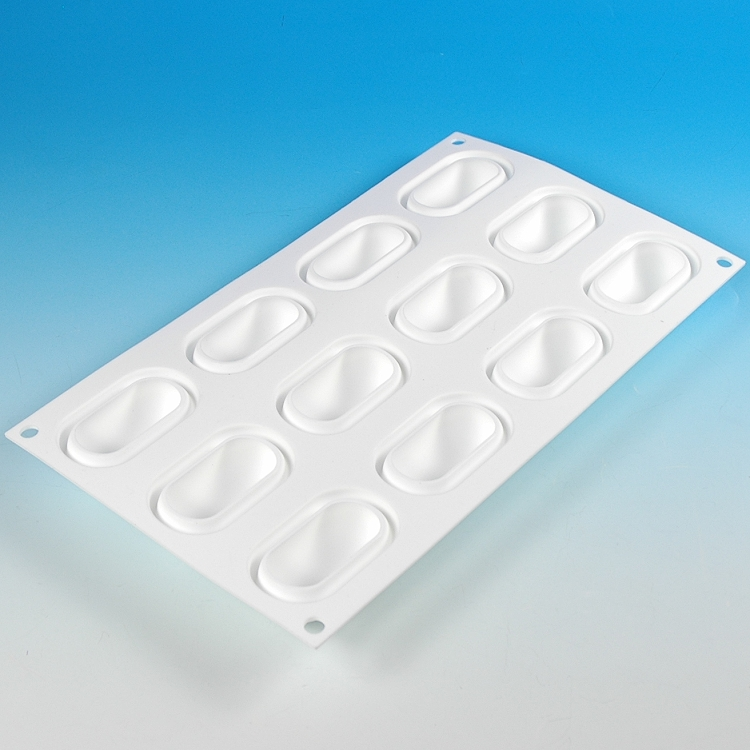 Silicone Curve Flex Pillow 30