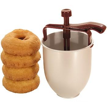 donut maker. Black Bedroom Furniture Sets. Home Design Ideas