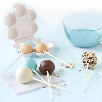 How To Use Cake Pop Press Mold
