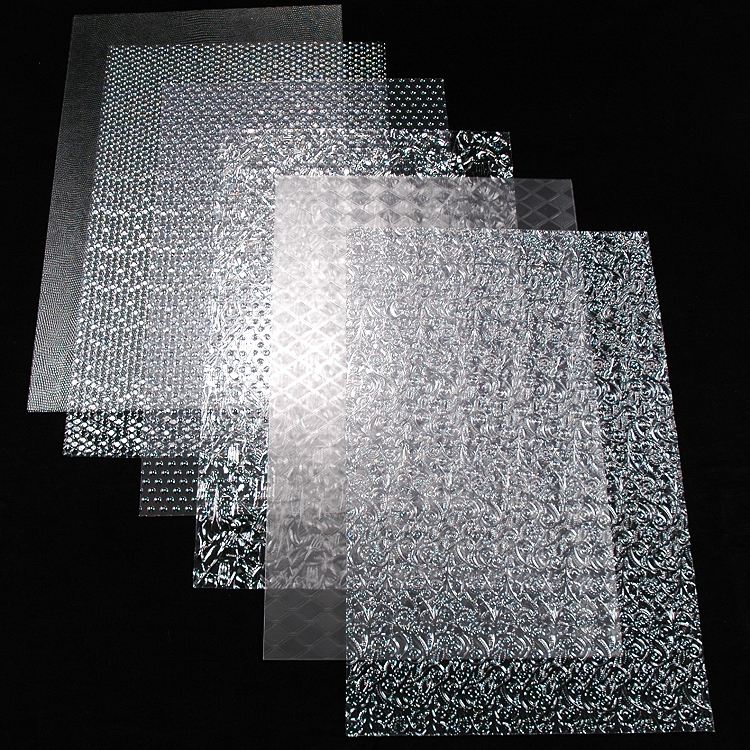 Chocolate Bonbon Structure Texture Sheet Set