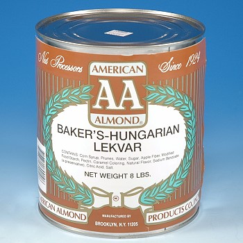 Lekvar Apricot Butter - Apricot Filling For Hamantaschen Recipes ...