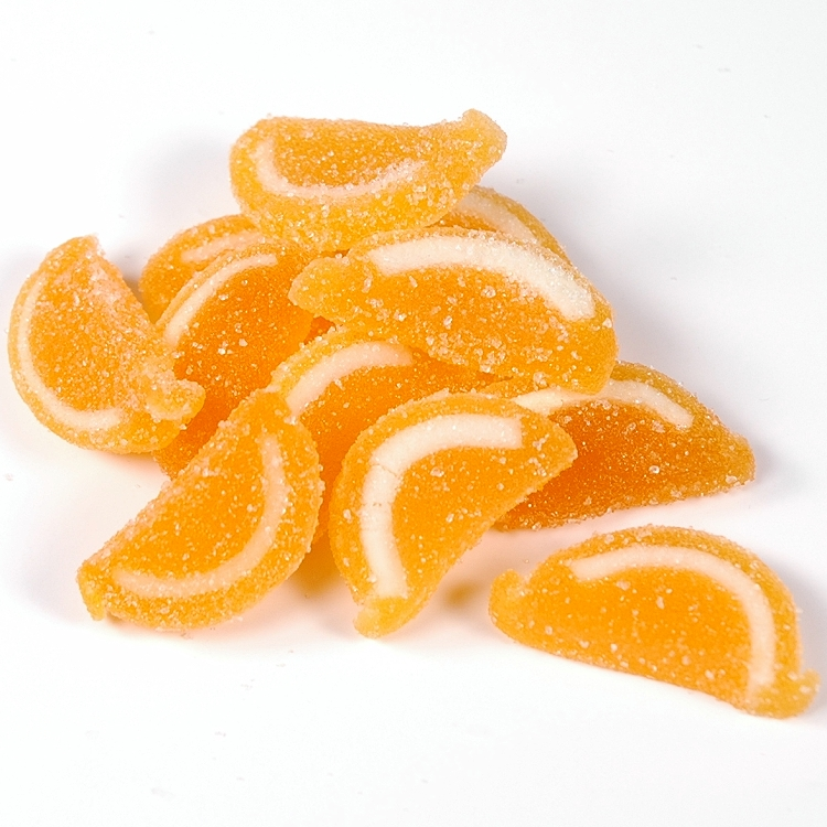 Orange And Lemon Slices Cake Decorations