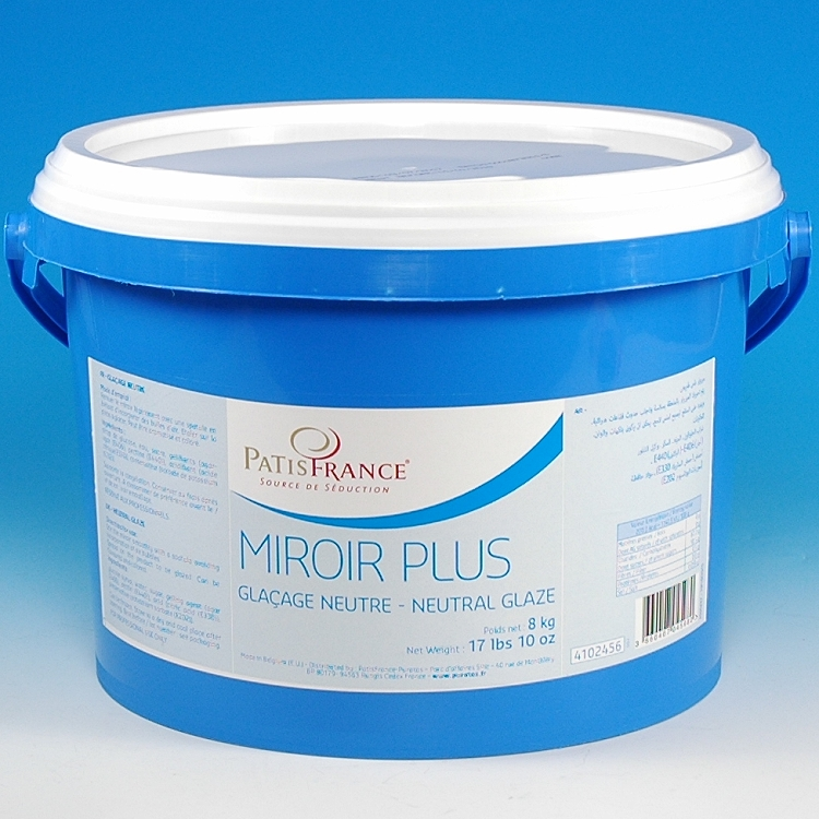 miroir plus neutral glaze cold