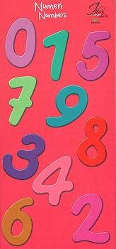 Number Plunger Cutter Set