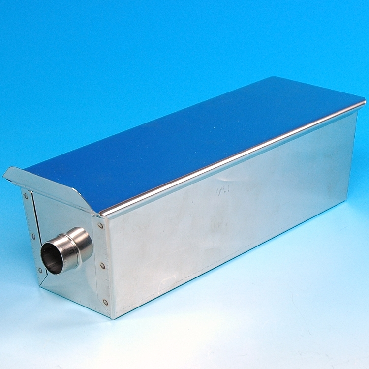 Pound Cake Pan With Center Tube Amp Cover