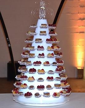 Prestige Macaron Amp Dessert Display Stand