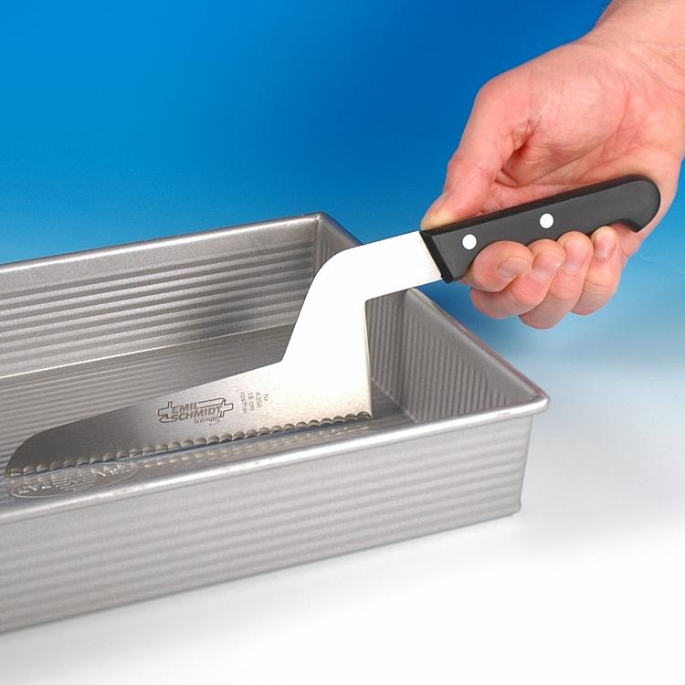 Sheetpan Offset Slicing Knife