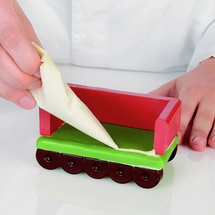 Silicone Mold Magic Train