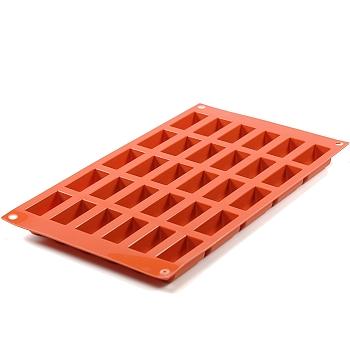 Silicone Mold Mini Buche