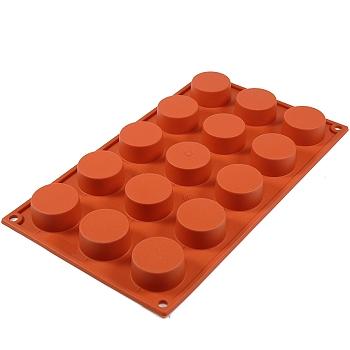 Silicone Mold Mini Cylinder
