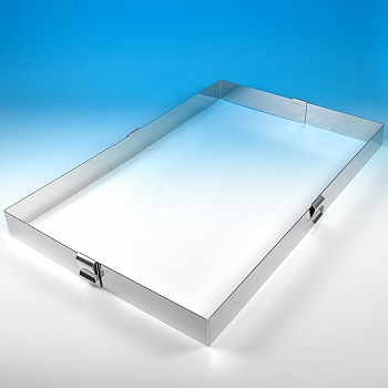Stainless Steel Extendable Frame Pro