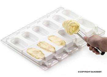 Steccoflex Ice Cream Bar Molds