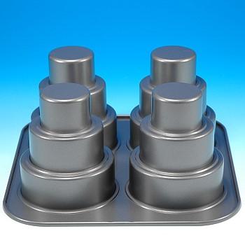 Tiered Cake Tin Sizes