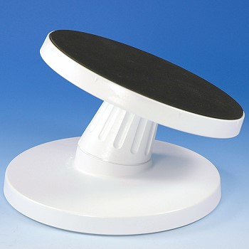 Tilting Turntable For Cake Decorating