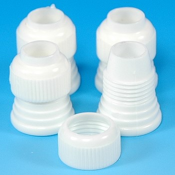 Cake Decorating Tips And Couplers : CAKE DECORATING TIP COUPLERS