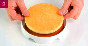 Tortaflex Eclipse Cake Mold