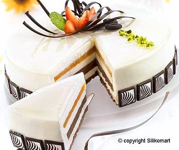 Tortaflex Round Cake Molds