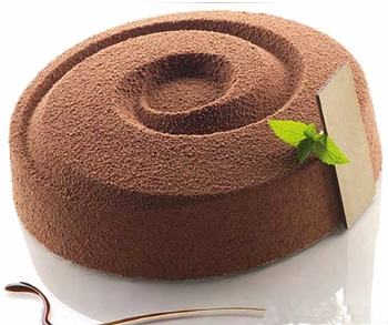 Tortaflex Vortex Cake Mold