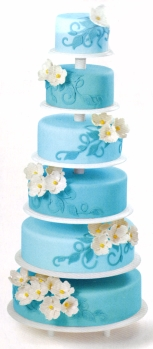 Towering Tiers Cake Stand How Many Cupcakes