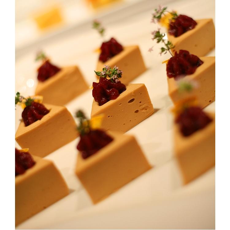 Zila Cake Mould Mini Triangles 40
