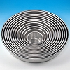 ALUMINUM CAKE PANS - MADE IN USA