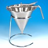 CONFECTIONERY FUNNEL PRO 2QT.