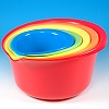 FAVORITE MIXING BOWL SET - PLASTIC