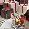 GIFT BOX DESSERT CONTAINERS - DISPOSABLE