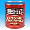 HERSHEY'S CLASSIC CARAMEL TOPPING - #10 CAN