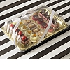 "KADO ""TO-GO"" CANDY & PASTRY TRAYS - DISPOSABLE"