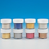 METALLIC LUSTER DUST COLOR SET - EDIBLE