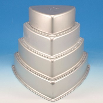 CAKE PAN SET - TRIANGLE