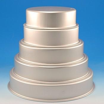 Cake Pan Set Oval