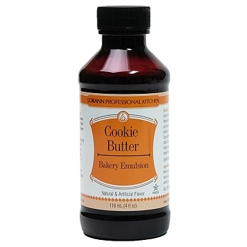 BAKERY FLAVORING EMULSION - COOKIE BUTTER