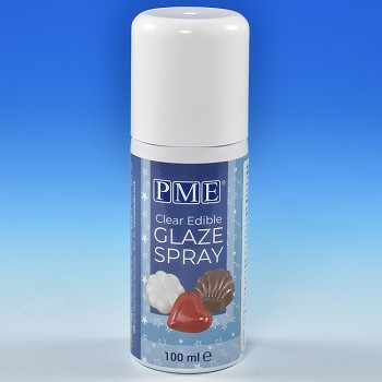 CLEAR EDIBLE GLAZE SPRAY