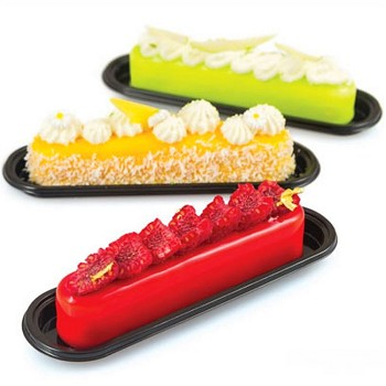 SILICONE CURVE FLEX MOLD - FASHION ECLAIR