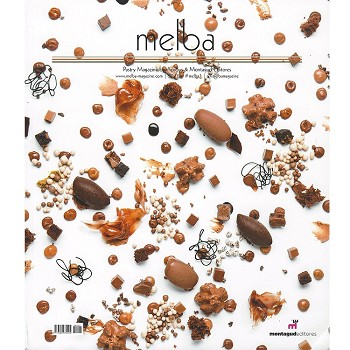 MELBA PASTRY MAGAZINE - ISSUE 1