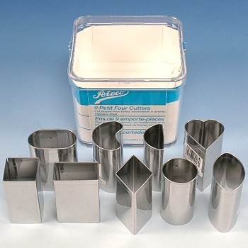 PETIT FOUR CUTTER SET