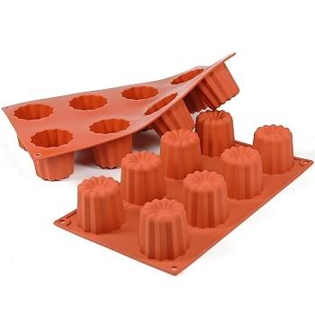 Silicone Mold Cannele