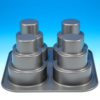 THREE TIER CAKE PAN