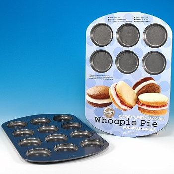 WHOOPIE PIE PAN - INDIVIDUALS