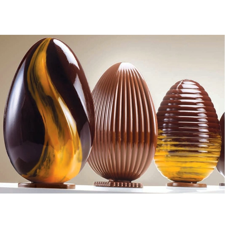 Chocolate Molds Easter Egg Showpiece Kits