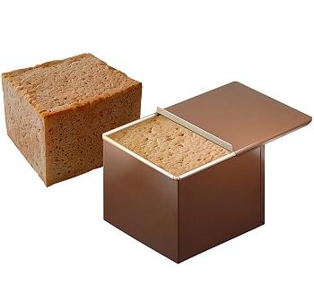 Club Sandwich Square Pullman Loaf Pan