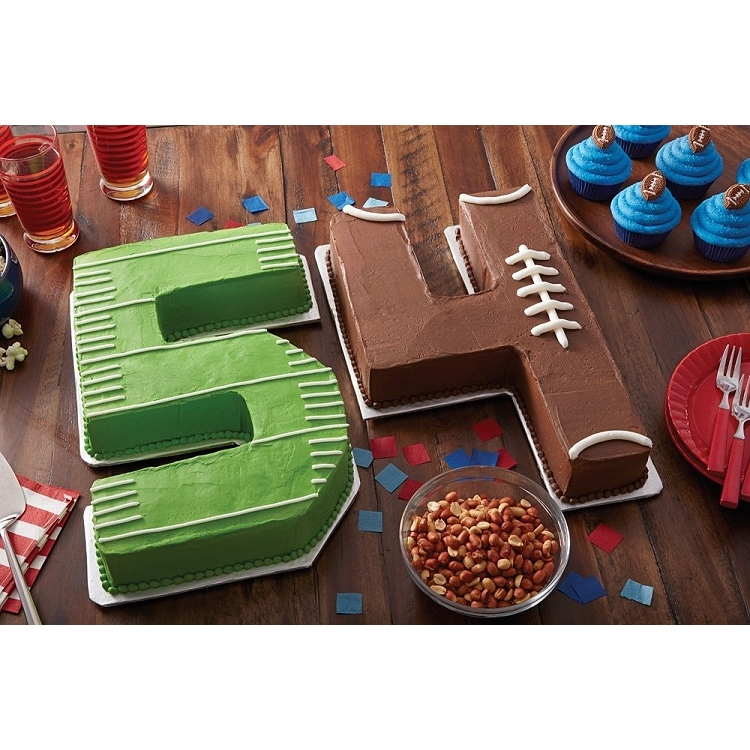 Countless Celebrations Letters Amp Numbers Bakeware Set