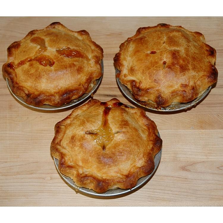 Individual Serving Pie Pan Set