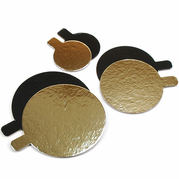 Mini Cake Cardboard Rounds Double Sided